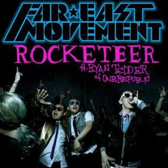 Far East Movement featuring Ryan Tedder — Rocketeer (studio acapella)