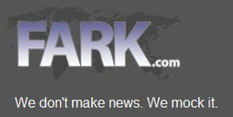 Fark - Image: Fark logo 2011