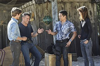 Flashlight (<i>MacGyver</i>) 18th episode of the first season of MacGyver