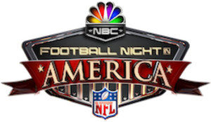 Football Night in America - Football Night in America logo