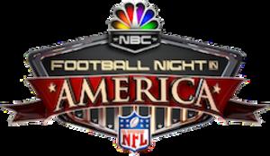 Football Night in America - Football Night in America logo