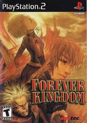 Forever Kingdom - Image: Forever Kingdom
