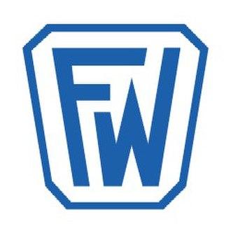 Foster Wheeler - Image: Fosterlogofw