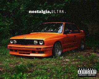 <i>Nostalgia, Ultra</i> 2011 mixtape by Frank Ocean
