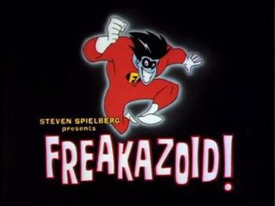 Picture of a TV show: Freakazoid!