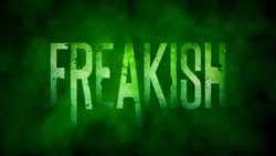 Freakish (TV series) - Wikipedia
