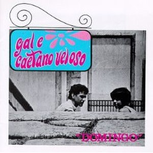 Domingo (Gal Costa and Caetano Veloso album) - Image: Gal Costa.