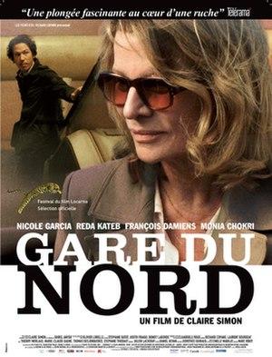 Gare du Nord (film) - Film poster