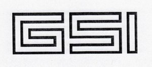 General Steel Industries - Image: General Steel Industries GSI logo