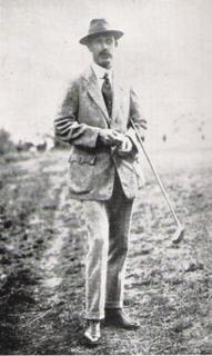 George Fotheringham Scottish-American professional golfer