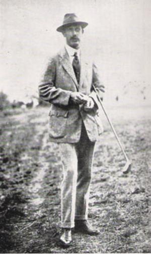 George Fotheringham - Image: George L. Fotheringham, golfer