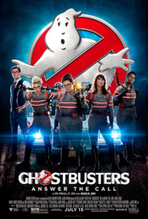 Ghostbusters (2016 film) - Theatrical release poster