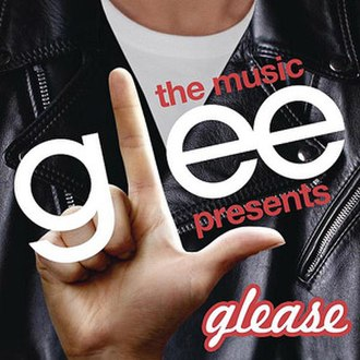 Glee: The Music Presents Glease - Image: Glee The Music Presents Glease