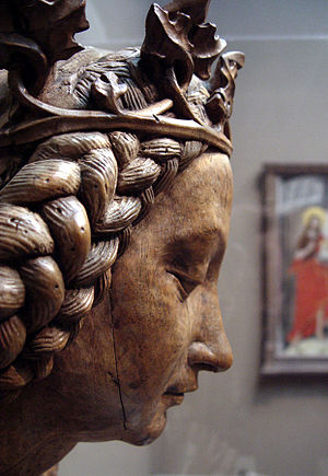 History of wood carving - Gothic beauty in carved wood