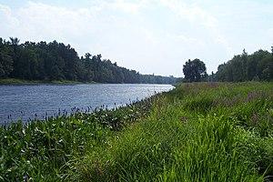 Grasse River - Image: Grasse massena