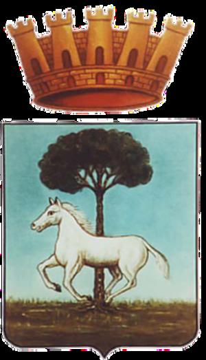 Guagnano - Image: Guagnano Stemma