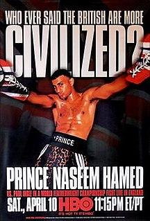 Naseem Hamed vs. Paul Ingle