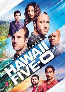 <i>Hawaii Five-0</i> (2010 TV series, season 9) 9th season of 2010 American TV series
