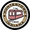 Official seal of Huntertown, Indiana