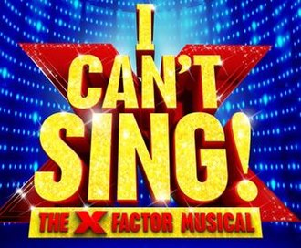 I Can't Sing! - Image: I Can't Sing!