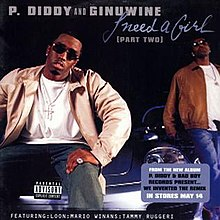 P. Diddy featuring Tammy Ruggieri, Ginuwine, Loon & Mario Winans - I Need a Girl (Part Two) (studio acapella)