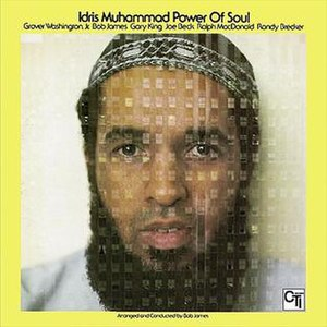 Power of Soul (album) - Image: Idris Muhammad Power of Soul