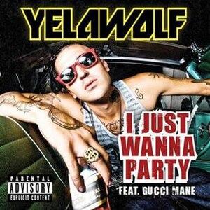 I Just Wanna Party - Image: Ijustwannapartycover