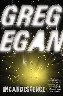 <i>Incandescence</i> (novel) novel by Greg Egan