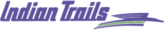 Indian Trails - Image: Indian Trails logo