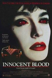 <i>Innocent Blood</i> (film) 1992 film by John Landis