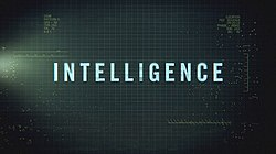 intelligence serie