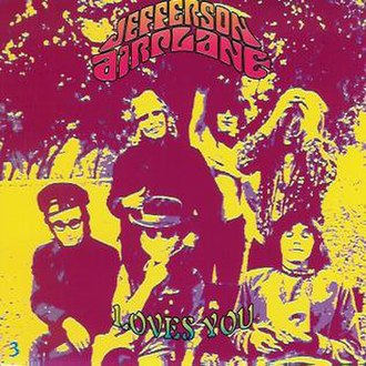 Jefferson Airplane Loves You - Image: JA Loves You CD3