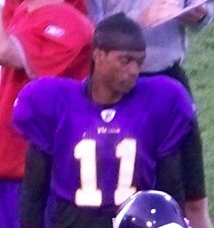 Jaymar Johnson American football wide receiver