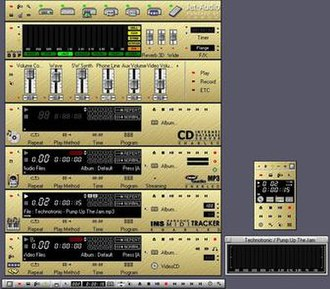 JetAudio - JetAudio version 4.81 EX