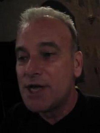John Mayhew (musician) - John Mayhew in Italy, 2006