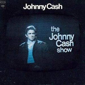 The Johnny Cash Show (album) - Image: Johnny Cash JC Show