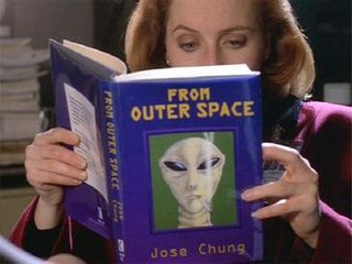Jose Chungs <i>From Outer Space</i> 20th episode of the third season of The X-Files