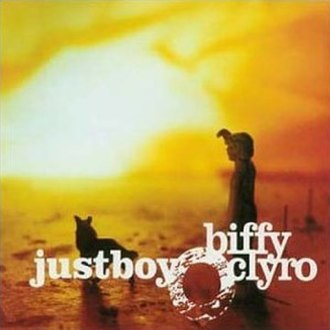 Justboy - Image: Justboy (Biffy Clyro single cover)