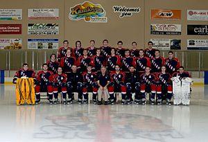 Kamloops Storm - Kamloops Storm Team Picture 2014-2015