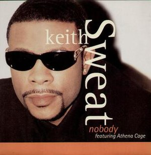 Nobody (Keith Sweat song) - Image: Keith Sweat Nobody
