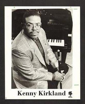 Kenny Kirkland - Kenny Kirkland, 1991.