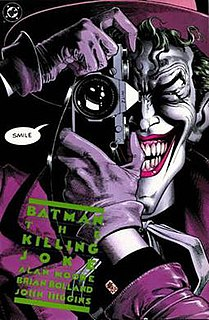 <i>Batman: The Killing Joke</i> comic