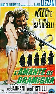 <i>Lamante di Gramigna</i> 1968 film by Carlo Lizzani