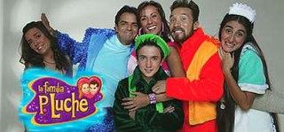 <i>La familia P. Luche</i> television series