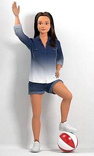 Lammily American fashion doll