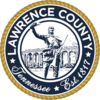 Official seal of Lawrence County