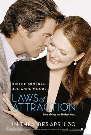 Laws of Attraction - Theatrical release poster