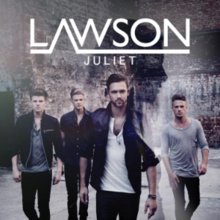 Lawson - Juliet (Official Single Cover).png