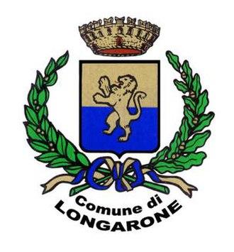 Longarone - Image: Longarone Stemma
