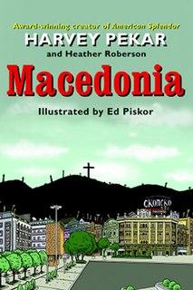 <i>Macedonia</i> (comics)
